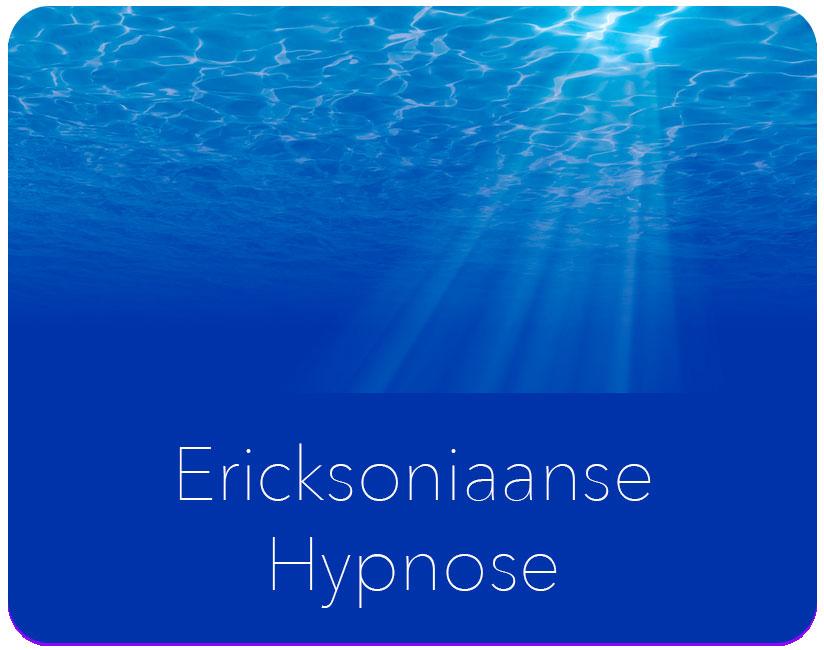 Ericksoniaanse Hypnose